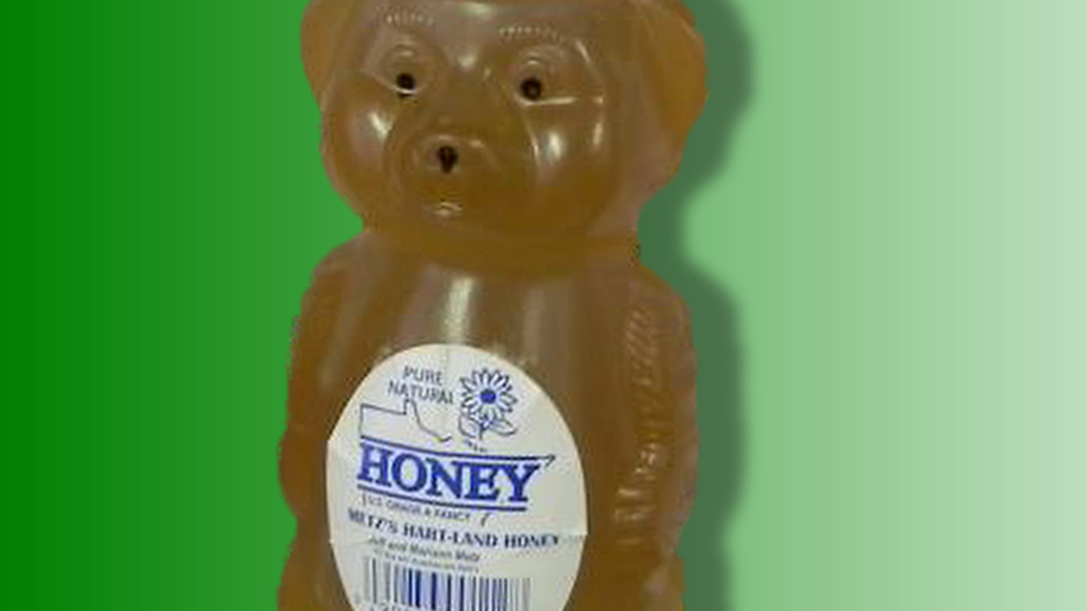 Honey Bear, 12 oz jar