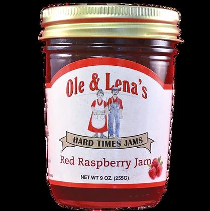 Jam - Red Raspberry