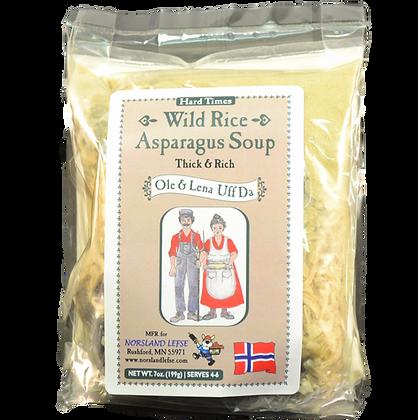 Soup - Wild Rice & Asparagus