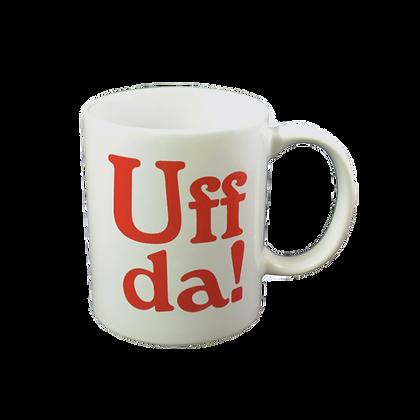 Mug - Uff Da!