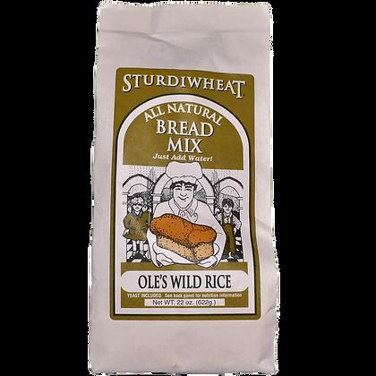 Bread Mix - Wild Rice