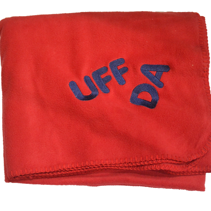 "Blanket/Throw - ""Uff Da"""