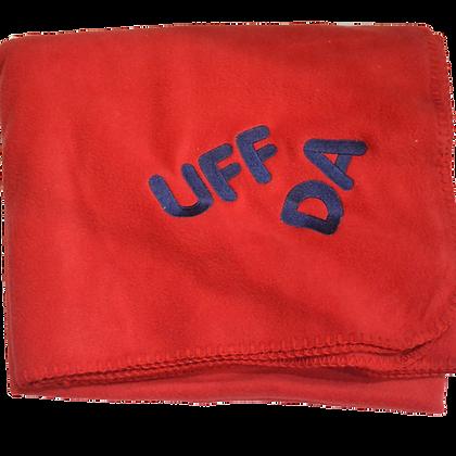 "Blanket/Throw - ""Uff Da"""