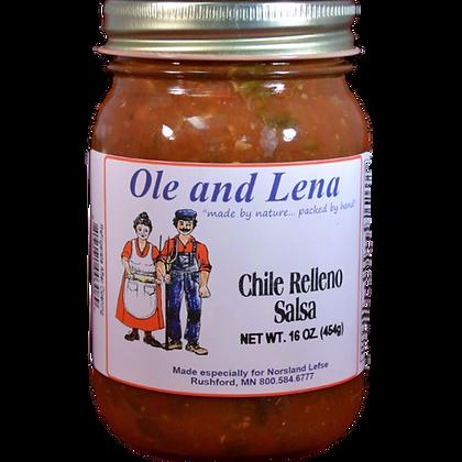Salsa - Chile Relleno (Medium Hot)