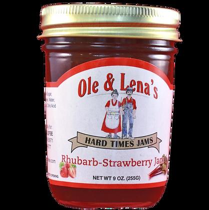Jam - Rhubarb Strawberry