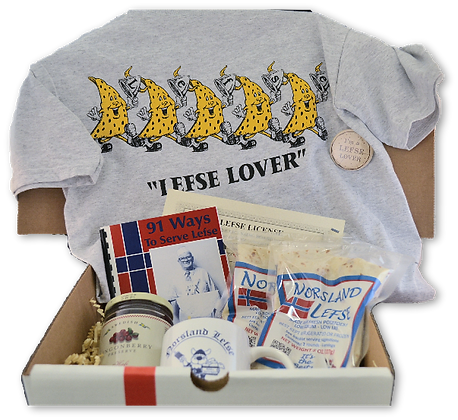 "Gift Set - ""Lefse Lover"""