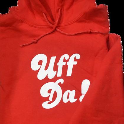 "Sweatshirt - ""Uff Da!"" (Adult)"