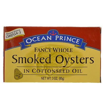 Oysters (Smoked)