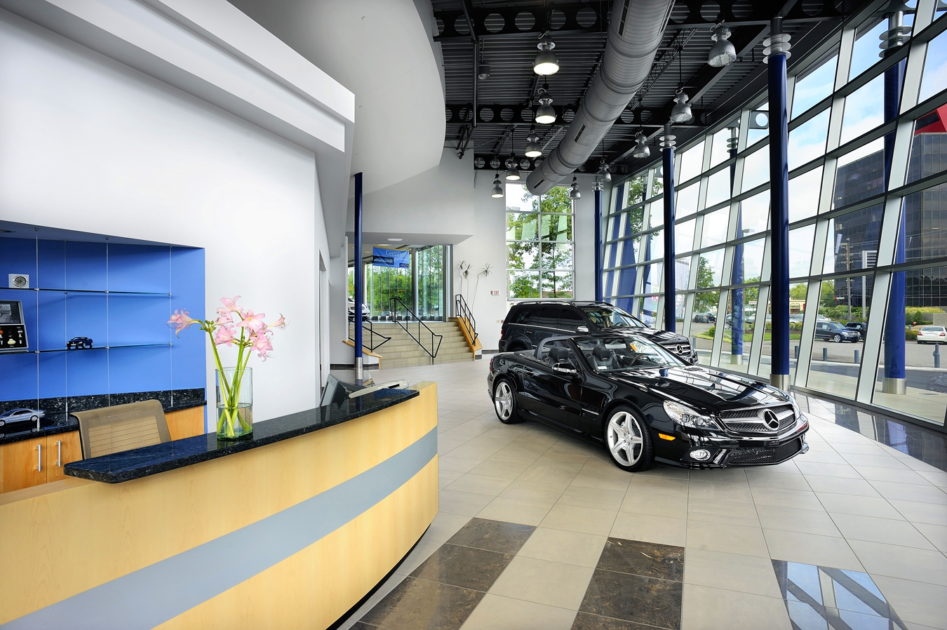 Mercedes Benz - Fleming Architects