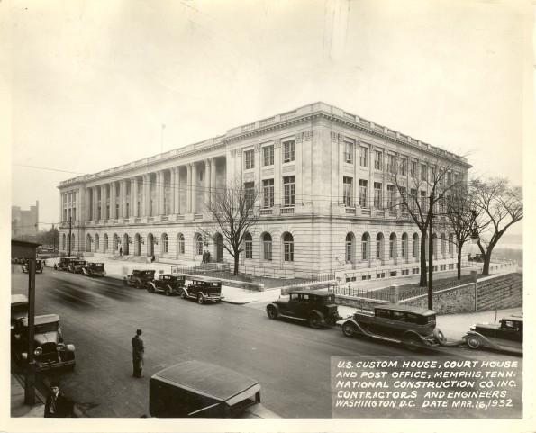 UofM Law School - Historic Image