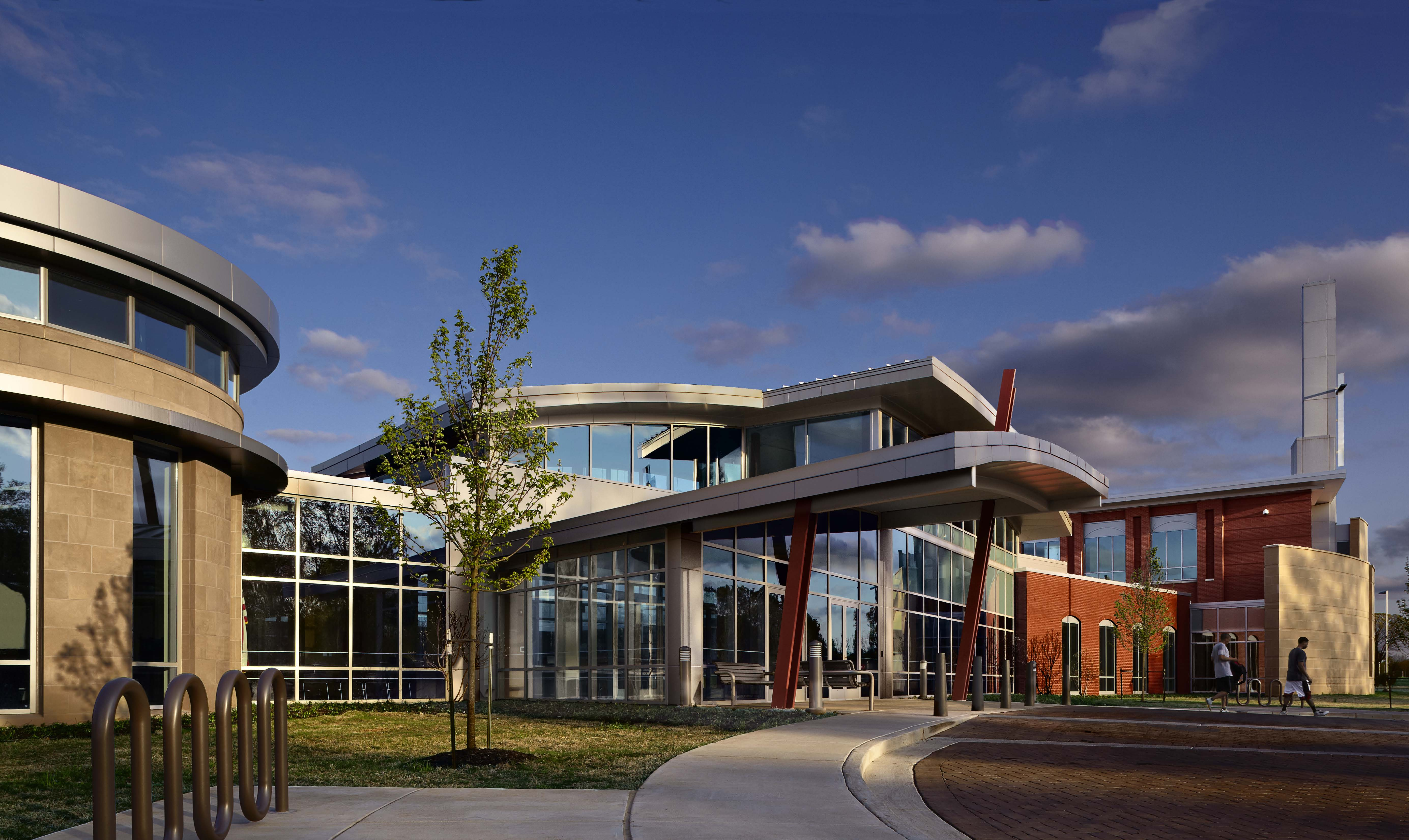 Kroc Center - Fleming Architects
