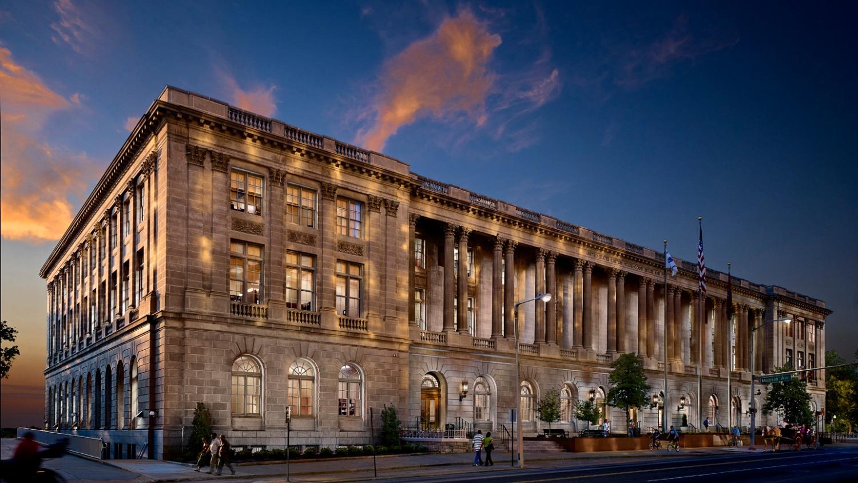 U of M Law - Fleming Architects