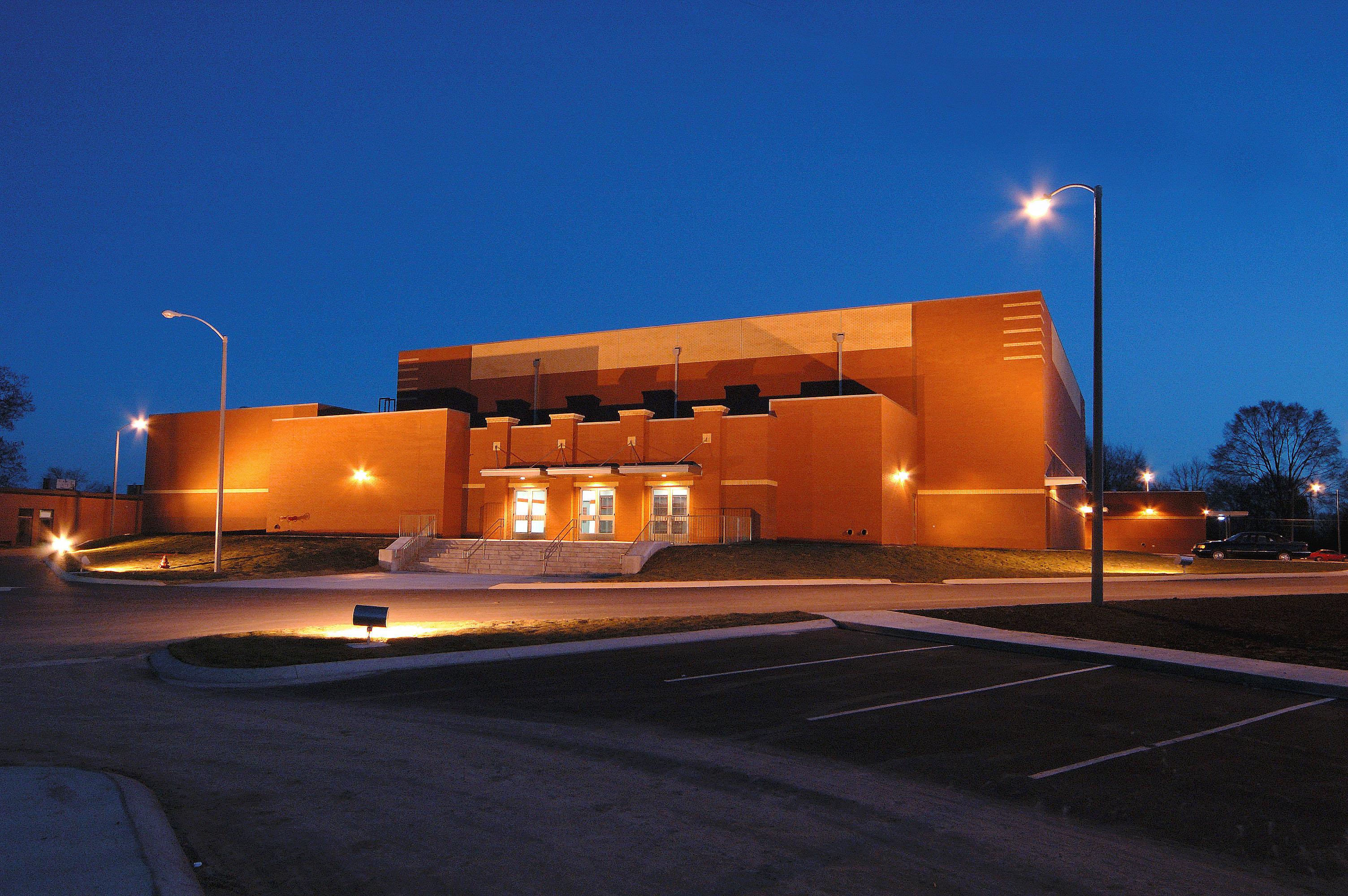 Gleason High - Fleming Architects