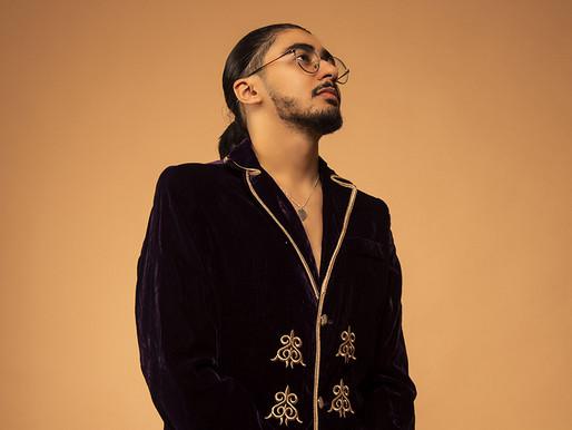 الفنان ياسين بنفضول يصدر ألبوم موسيقي بطابع تركي