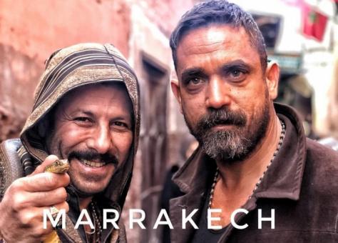 أميرة كرارة يروي تفاصيل موقف صعب عاشه في المغرب