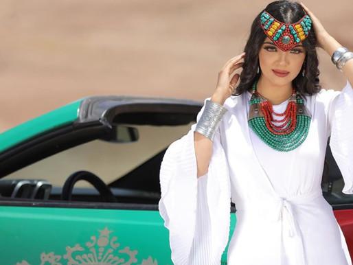 الفنانة المغربية رقية ماغي تدخل السباق الرمضاني بعمل إماراتي