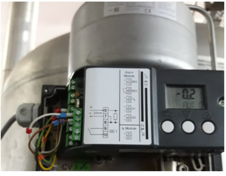 CALIBRATION AND COMMISSIONING  OF THE CONTROL VALVE (SMART POSITIONER - SIEMENS) :