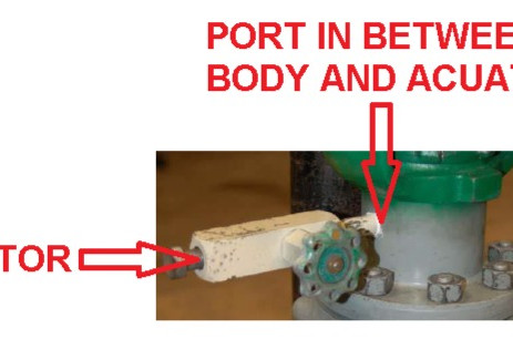 STEM LUBRICATOR AND BELLOW SEAL :