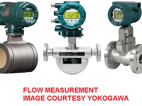 Flow Measurement definition and its type