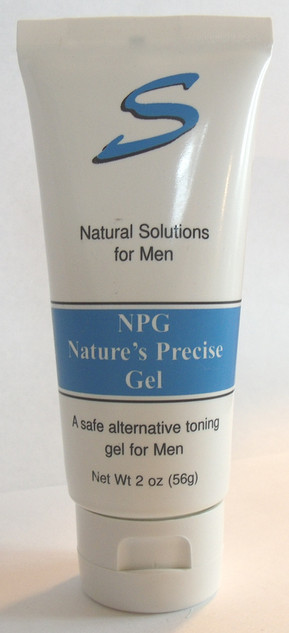 Nature's Precise Gel for Men
