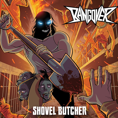 Shovel Butcher 7 Track CD