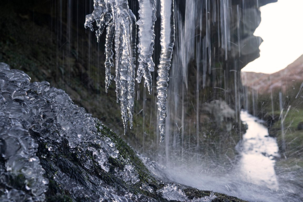 West Lomond Icicles