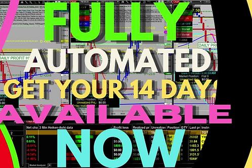 14 Days Trial License TWST Full Package NinjaTrader 8