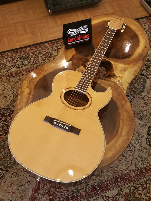 Washburn EA9F Natural del 2005