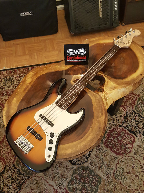 Squier Jazz Bass V Affinity Series