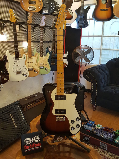 Fender Modern Player Telecaster Thinline Deluxe 2015