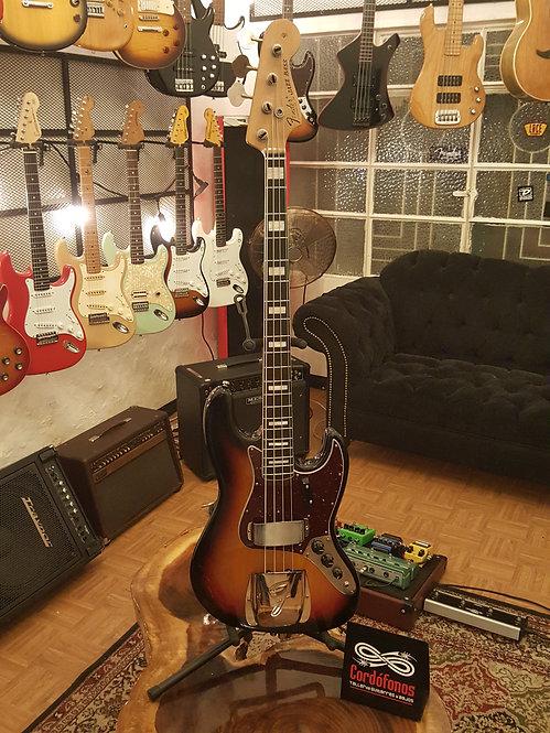 Fender Jazz Bass Sunburst de 1973
