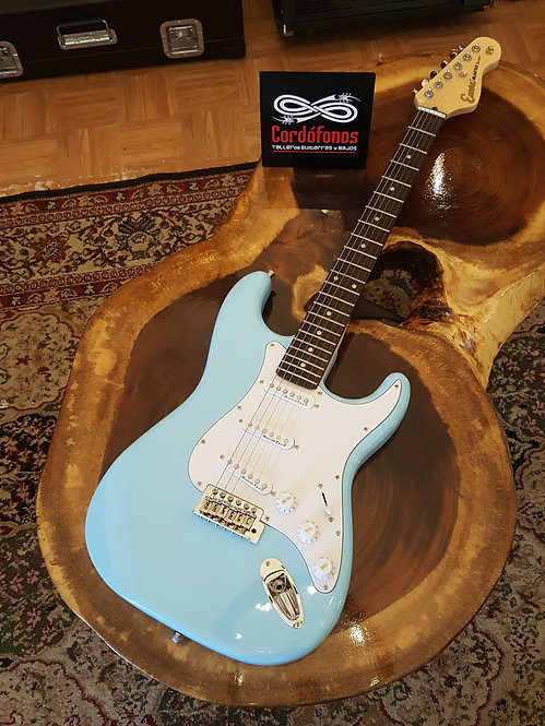 Encore E6 Blaster Series Laguna Blue