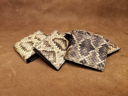 Snake Skin Wallet