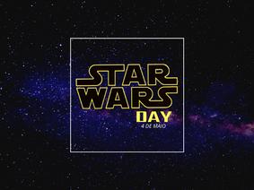 STAR WARS DAY!