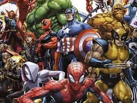 Marvel faz 80 anos e ganha álbum ilustrado da Panini