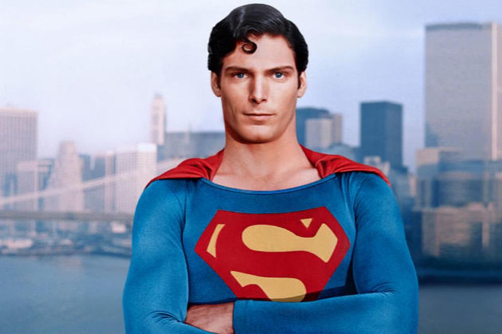 Superman intepretado pelo ator Christopher Reeve, 1952-2004
