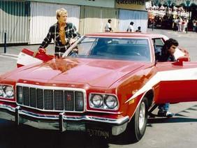 """Leilão do Ford Gran Torino 1976 da série """"Starsky & Hutch"""""""