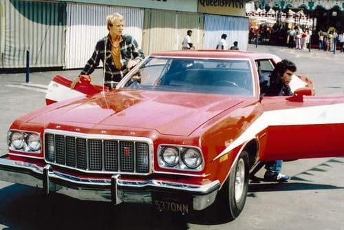 Starsky & Hutch e o Gran Torino 1976