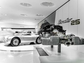 """Tour Virtual """"25 anos do Boxer"""" no Museu da Porsche"""
