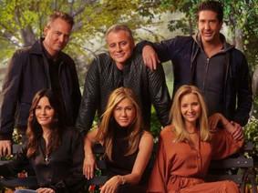 Reencontro de 'Friends' quase supera 'Mulher Maravilha 1984' na HBO Max