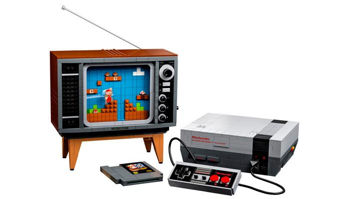 LEGO Entertainment System Super Mario