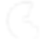 Human'ISA XIX en blanc et fond transpare