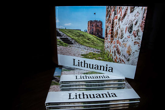 Photo Book Lithuania Europe Gift Present