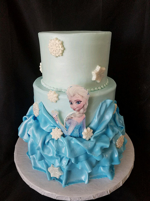 Fondant and 3D cakes
