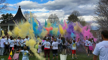 H.O.P.E. Color Run 2017