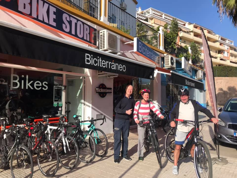 Bike & RENT Store Biciterraneo