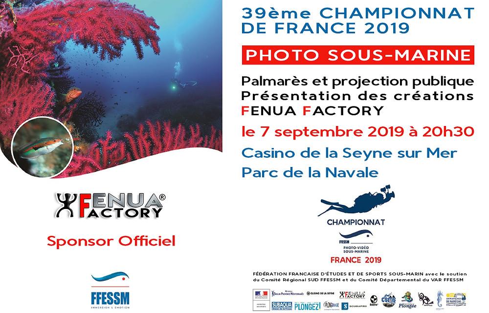 championat de photo de plongée sous-marine sposorisé par fenua factory