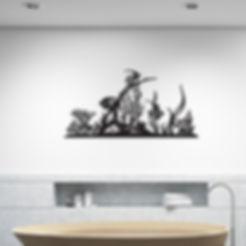création_murale_en_métal_acier_thermolaq