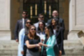 UW Phi Alpha Delta Pre-law Fraterntiy Group Photo