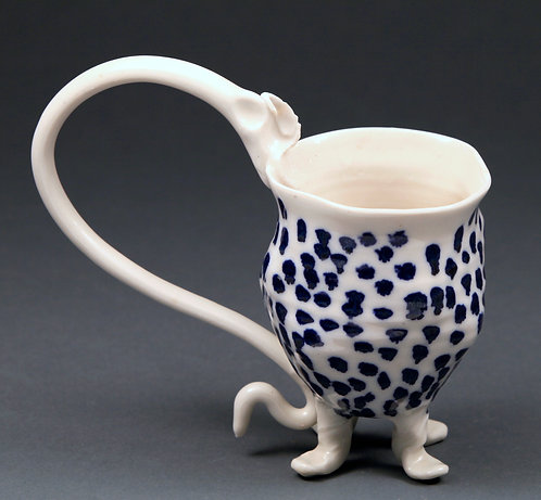Teacup Serpent Handle